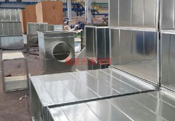 中央空调通风管道安装